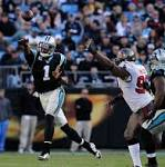 Panthers stifle Bucs, cruise to 8th straight victory
