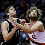 Blazers beat Nets 97-87 without Aldridge, Batum