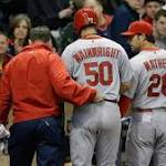 Without Adam Wainwright, Cardinals lack a true ace