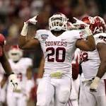 Oklahoma linebacker Frank Shannon issued one year suspension