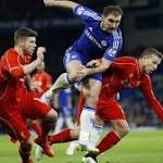 Chelsea reaches League Cup final with victory over Liverpool