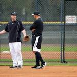 Yankees' Chase Headley: 'If I'm playing first base, we're in trouble'
