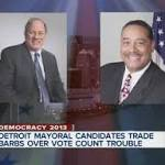 Detroit mayor count in chaos as Wayne County refuses to certify primary results