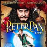 The Poster for Peter Pan Live! Is a Fantastic, Campy Mess