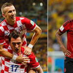 Mexico v Croatia, World Cup 2014: live