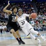 WNBA: Notre Dame's Jewell Loyd first in draft