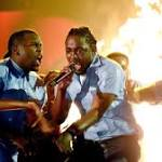 Grammys 2016: King Kendrick Lamar Steals the Show