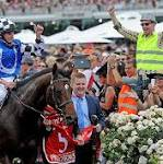 Protectionist wins Melbourne Cup; 2 horses dead