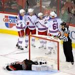 Derek Stepan's goal gives Rangers win over Hurricanes