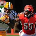 Packers' improved running game hopes to continue progress