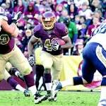 NFL Preview - Washington (3-5) at Minnesota (1-7) (ET)