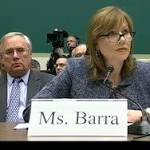 GM CEO Barra to be questioned in ignition lawsuits
