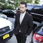 Shia LaBeouf Working on a Deal for 'Cabaret' Arrest