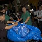 Thai police have no remaining suspects in double murder