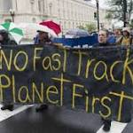 Here's how much corporations paid US senators to fast-track the TPP bill