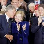 The Clintons have always been about pay to play