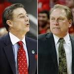 It's Rick Pitino and Tom Izzo's most wonderful time of the year