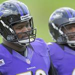 Even with McKinnie signing, Ravens still trending much younger