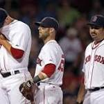 Red Sox may have misplayed calls on both Jon Lester and Dustin Pedroia