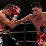 Barrios outpoints Boschiero in IBF eliminator
