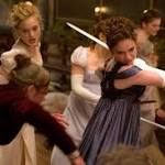 'Pride and Prejudice and Zombies' bites off more than it can chew: 2.5 stars