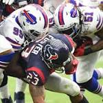 Run defense, takeaways the high points for Bills 'D'