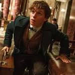 J.K. Rowling says there will be five Fantastic Beasts films