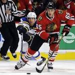 NHL will investigate Blackhawks' Andrew Shaw for possible use of gay slur