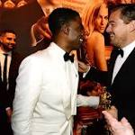 Leonardo DiCaprio, Jennifer Lawrence, and More Celebrate the Oscars at | Vanity Fair