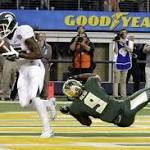 No. 4 Baylor blows big lead in 42-41 Cotton loss