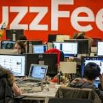 BuzzFeed reorganizes for the second time this year