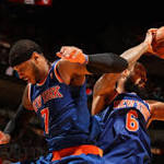 Knicks' Playoff Hopes Fizzle Out as Hawks Beat Heat