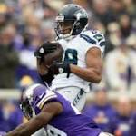 Seahawks rout Vikings, move to 7-5