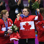 Poulin rallies Canada women to overtime win, gold