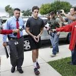 Florida teen who killed couple and ate face wrote about death