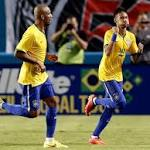 Watch Neymar's 36th international goal hand Brazil victory over Colombia in Miami