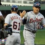 Cabrera's 3 HRs not enough as Tigers fall to Rangers - USA Today