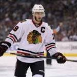 Blackhawks to Start Preseason Tuesday Against Red Wings