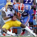 Defense shines as No. 10 LSU beats No. 17 Florida