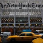 NY Times Axes 100 Newsroom Staffers