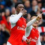Watch: Welbeck's dramatic goal leads Arsenal over Leicester