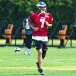 Sports shorts: Bradford is 'right on track' with Eagles