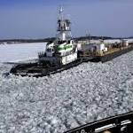 Under Ice, a Ship Uncovers the Hudson
