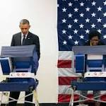 Obama pitches for votes on black radio