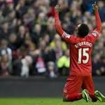 Liverpool hold nerve to edge past Swansea