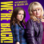Anna Kendrick and Rebel Wilson Back for Pitch Perfect 2