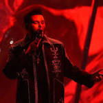 The Weeknd, smooth yet steamy, makes quick return