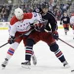 Blue Jackets 5, Capitals 1: Streaking Columbus takes advantage of Washington ...