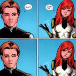 X-Men comic book character unfreezes questions about his personal life
