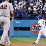Enrique Hernandez lights up MadBum to help Clayton Kershaw, Dodgers win